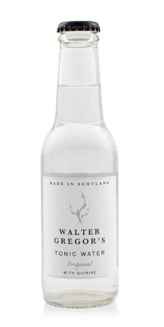 Walter Gregor's Original Tonic Water