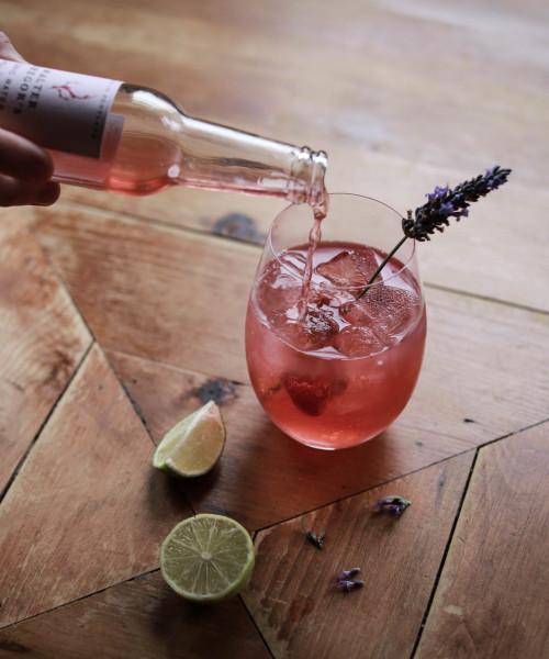 Walter Gregor's Scottish Raspberry Tonic Water
