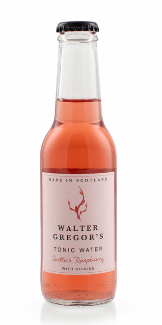 Walter Gregor's Scottish Raspberry Tonic Water