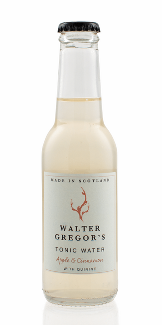 Walter Gregor's Apple & Cinnamon Tonic Water