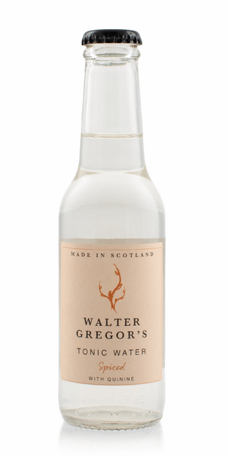 Walter Gregor's Spiced Tonic Water