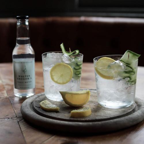 Walter Gregor's Mint & Cucumber Tonic Water