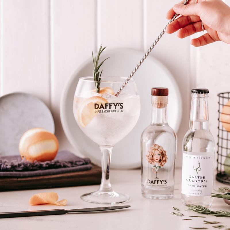 Rosemary Tonic Water - Daffy's Gin