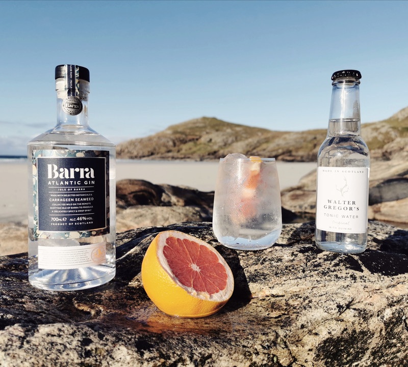 Original - The Isle of Barra Serve