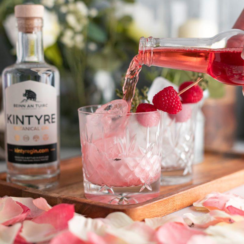 Scottish Raspberry - Kintyre Gin