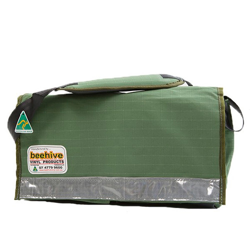 Canvas Double Base Toolbag