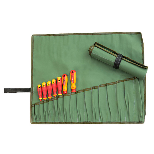 Tool Roll - 17 Pockets