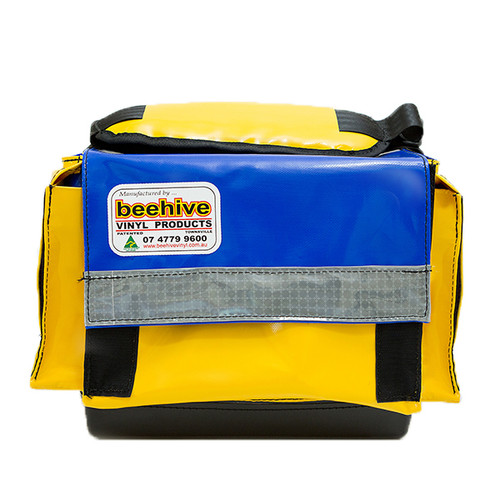Mini Side Pocket Double Base Toolbag Hard Moulded Base