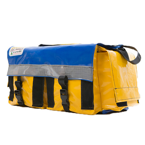 Side Pocket Double Base Toolbag