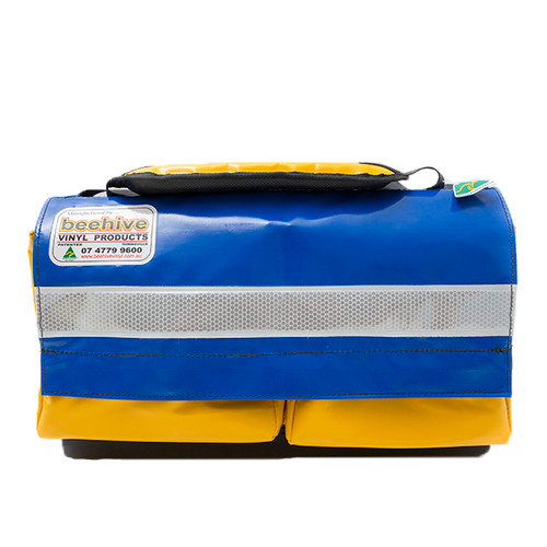 Fully Lockable Zipable Double Base Hard Moulded Toolbag