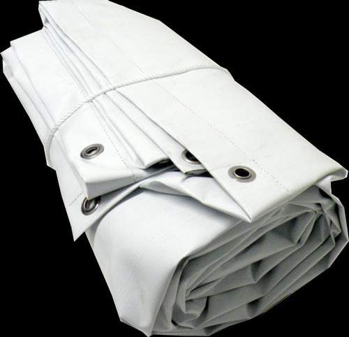 Landmark Tarp 6mt x 4mt (white)
