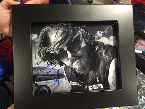 8X10 TOPLOADING FRAMES ARE GREAT FOR AUTOGRAHS!