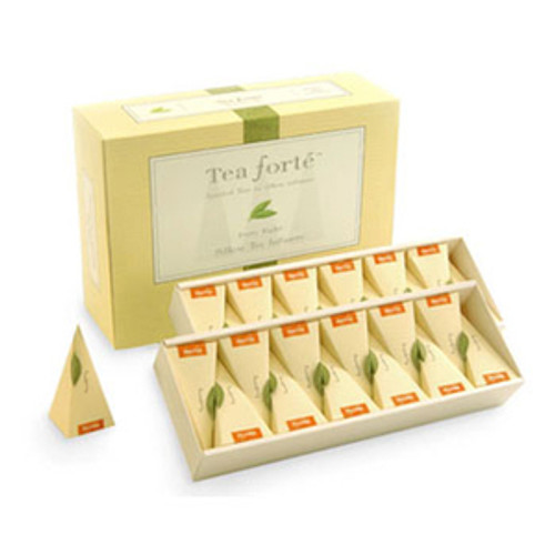 Tea Forte Flora Herbal Tea - 48 pieces in Event Box