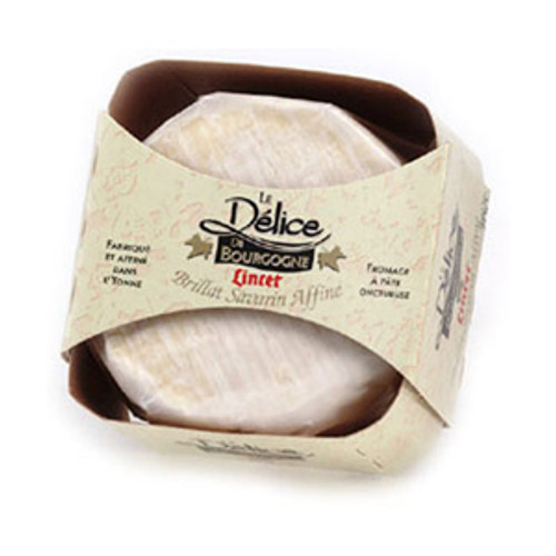 French Cheese Delice de Bourgogne 7 oz.