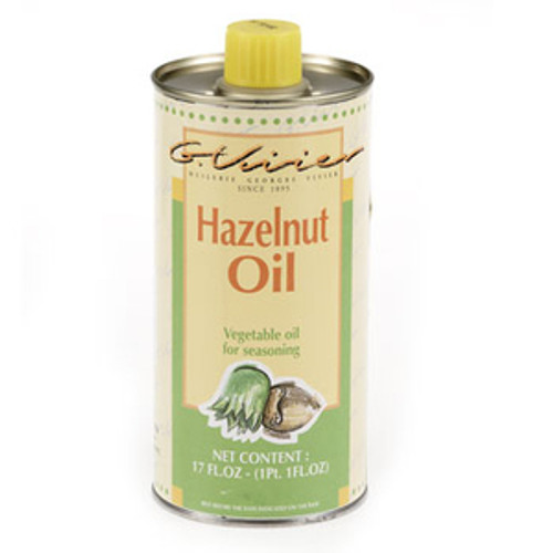 French Hazelnut Oil-Huile de Noisette 17 oz.