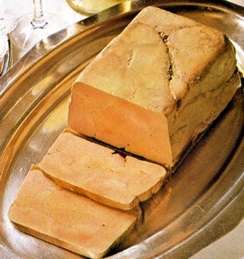 Terrine of Duck Foie Gras with Armagnac