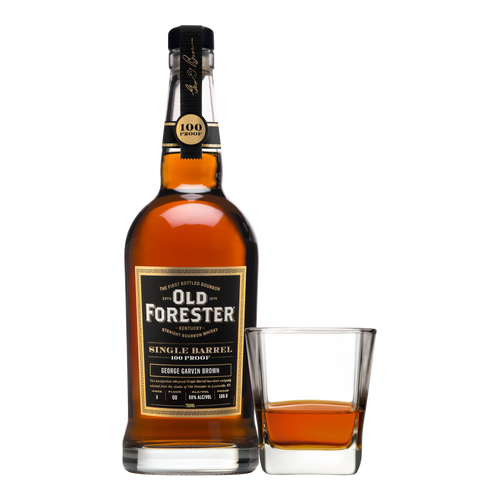 Old Forester Single Barrel Candied Cinnamon, 100 proof, 750 ml  - D.C., ND, NE, NH ONLY