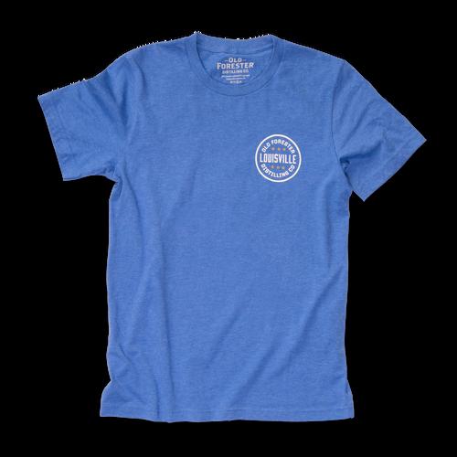 Big Penny Still T-Shirt - Blueprint Blue
