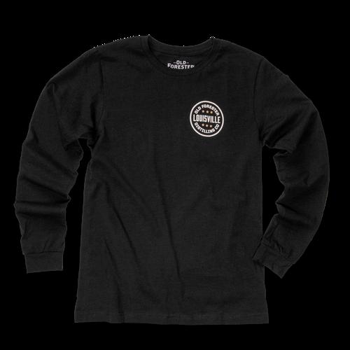 Big Penny Still Long Sleeve T-Shirt - Midnight Black