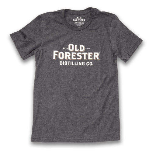 Old Forester Classic Shadowed Logo T-Shirt