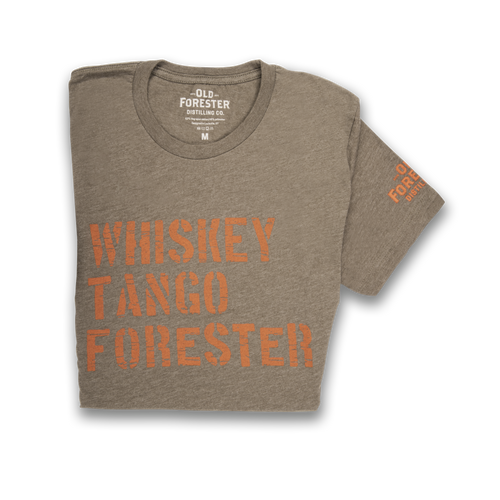 Whisky-Tango-Forester  T-Shirt