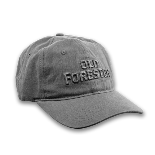 Old Forester 3D Embroidered Hat