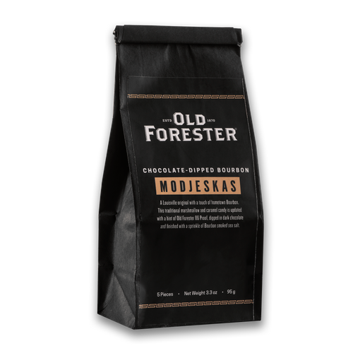 Old Forester Chocolate Dipped Bourbon Modjeskas
