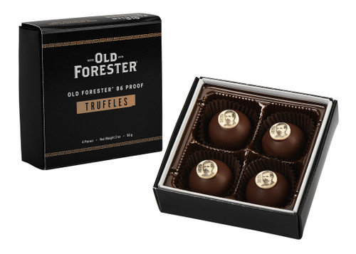 Old Forester 86 Proof Truffles