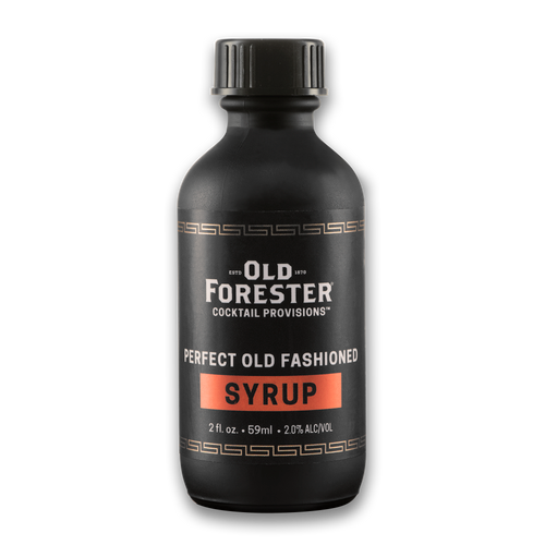 Old Forester Perfect Old Fashioned Syrup