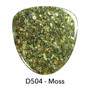 Revel Nail Dip Powder 2oz D504 - Moss