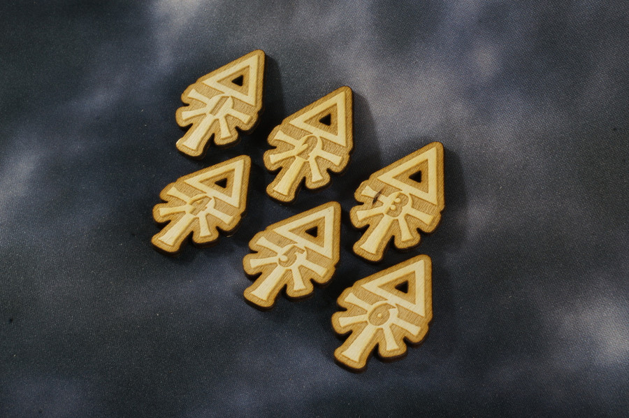 Objective Markers - E