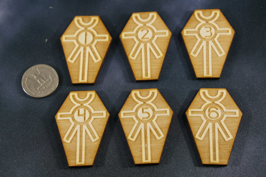 Objective Markers - NC
