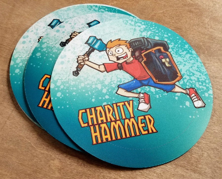 Neoprene Objectives - Charity Hammer