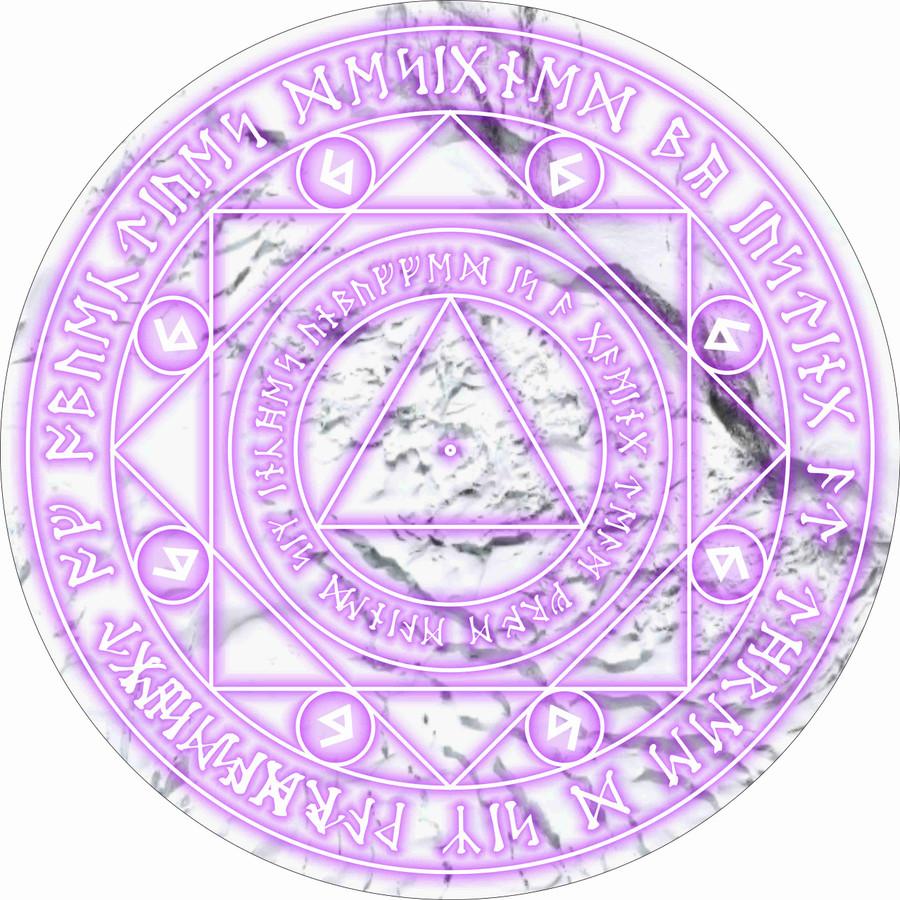 Neoprene Objectives - Snow Spell Circle