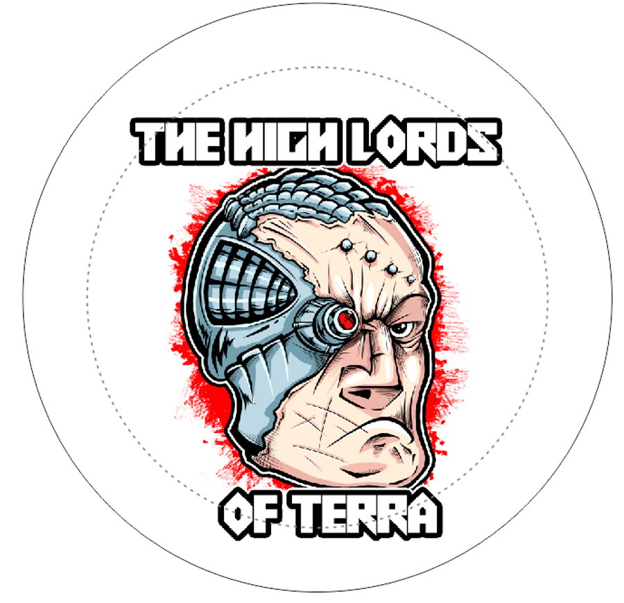 Neoprene Objectives - The High Lords of Terra
