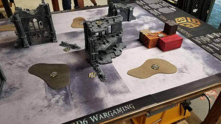 Battle Border