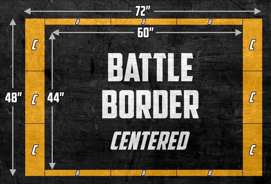 Battle Border Centered