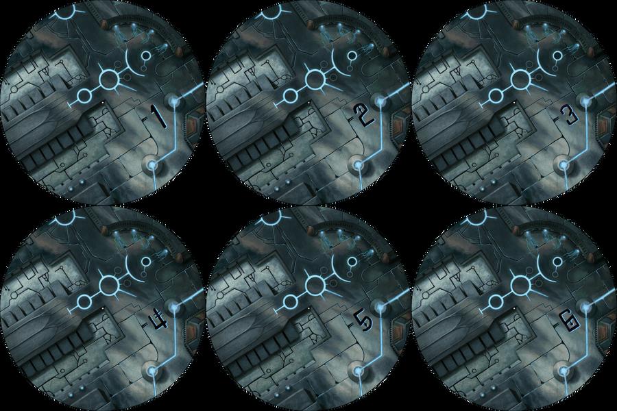Neoprene Objectives - Tomb City