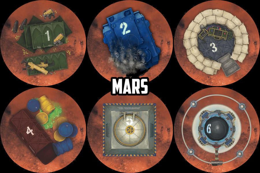 Neoprene Objectives - Sci Fi