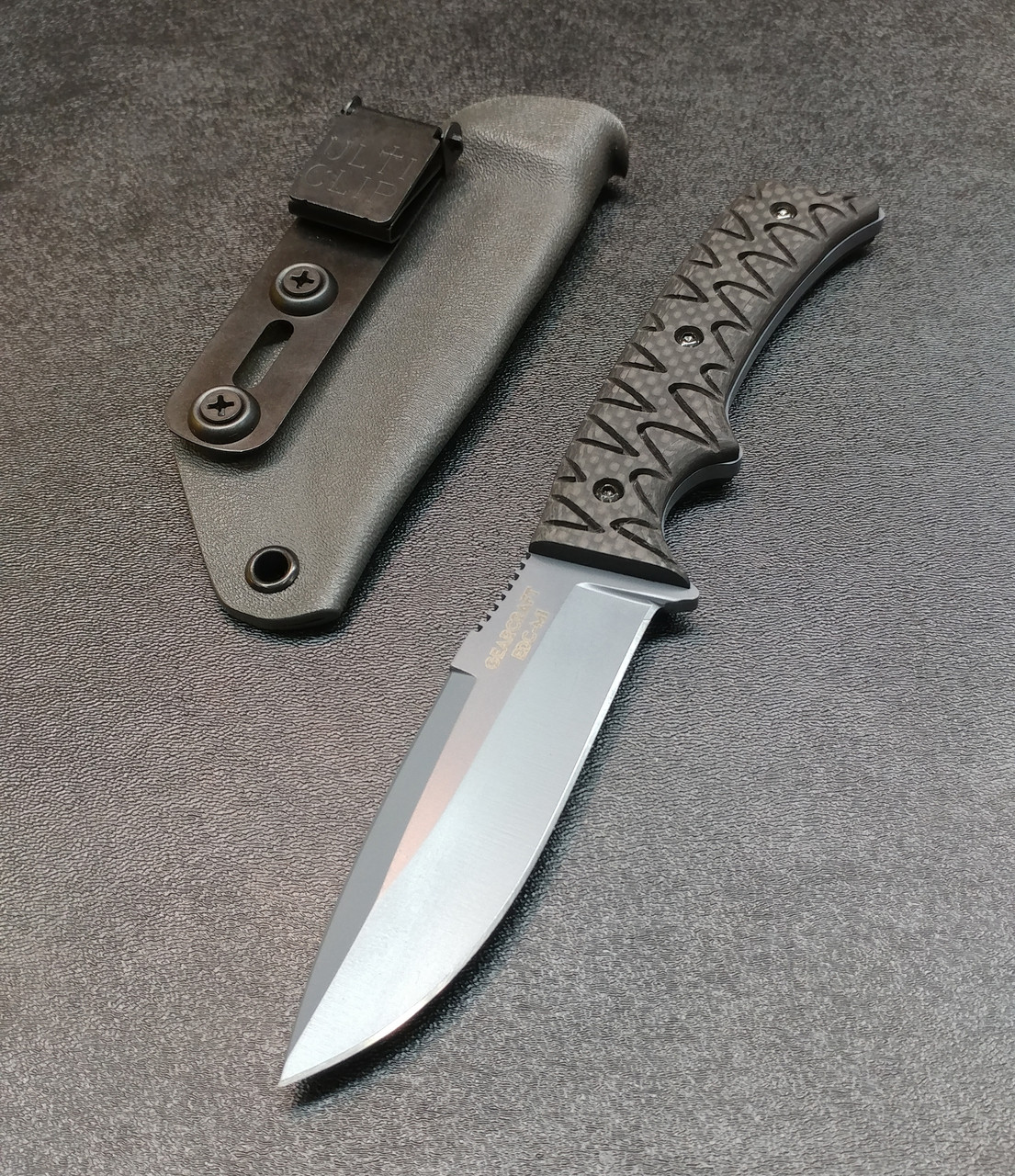 GEARCRAFT EDC-M1 - FIXED BLADE KNIFE