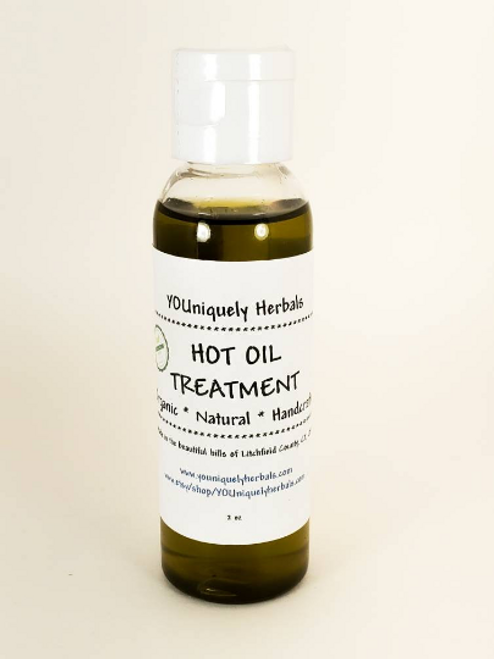 Argan and Jojoba Hot Oil Treatment