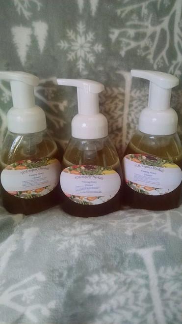 Foaming Honey Cleanser