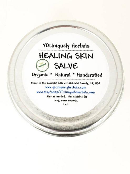 Organic Healing Skin Salve