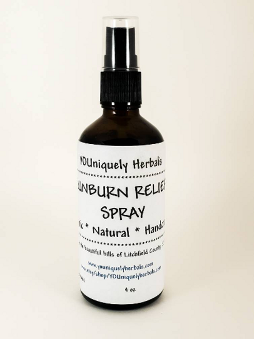 Sunburn Relief Spray