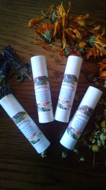 100% Natural Moisturizing Lip Balm