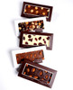 5 Chocolate bars with nut toppings  100g [#17-10]