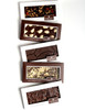 5 Organic Chocolate bars 100g [#17-41]