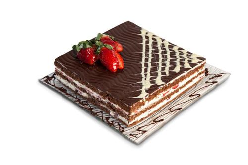 Chocolate-Strawberries Cakes 13-21