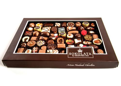 Pralines & Chocolates Assortment [#18-25]
