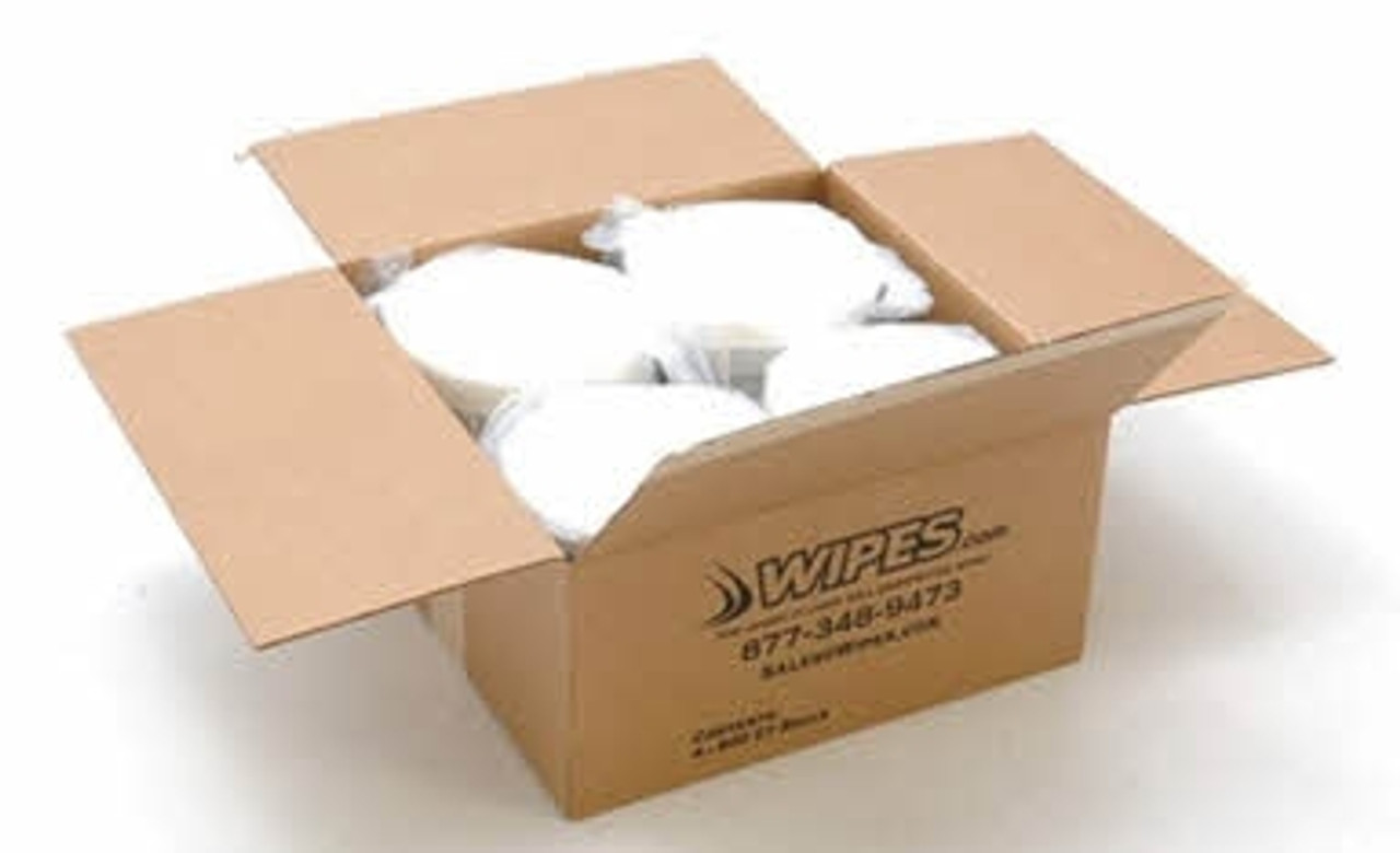 1 Case - 4 Rolls of Wipes - 3200 Wipes